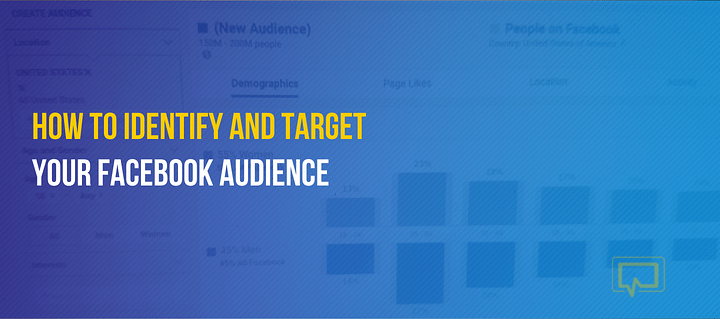 How to identify and target your Facebook audience
