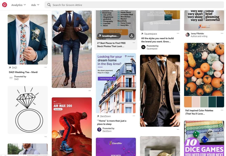 pinterest board - Pinterest marketing
