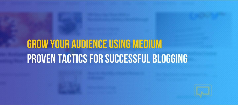 Blogging on Medium