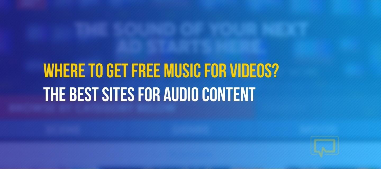 Free music videos