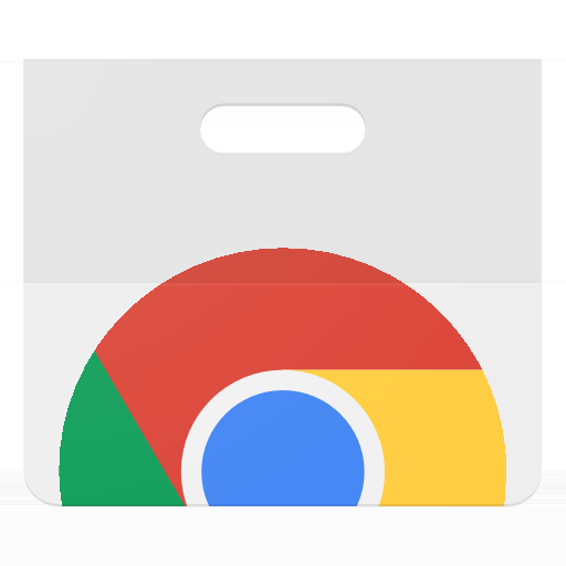 Find in the Chrome Web Store logo