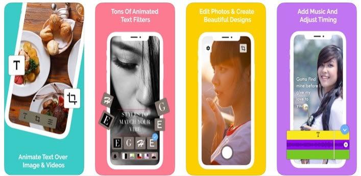 hyper type - best Instagram apps
