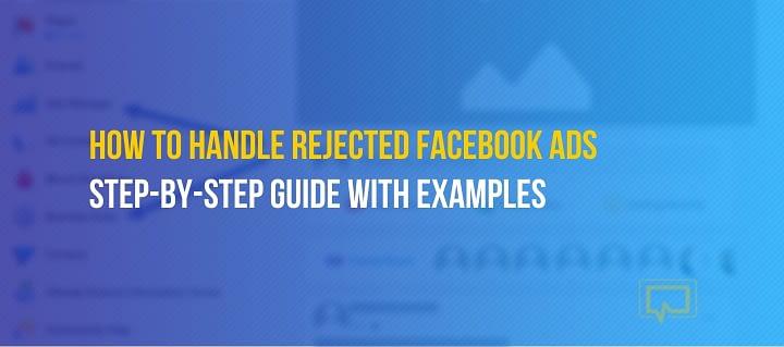 Facebook ads rejected
