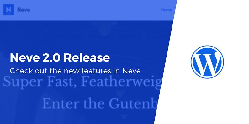 Neve 2.0 theme
