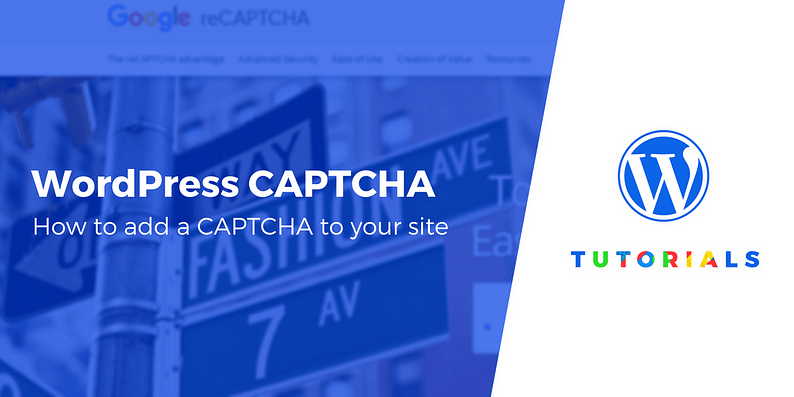 WordPress CAPTCHA