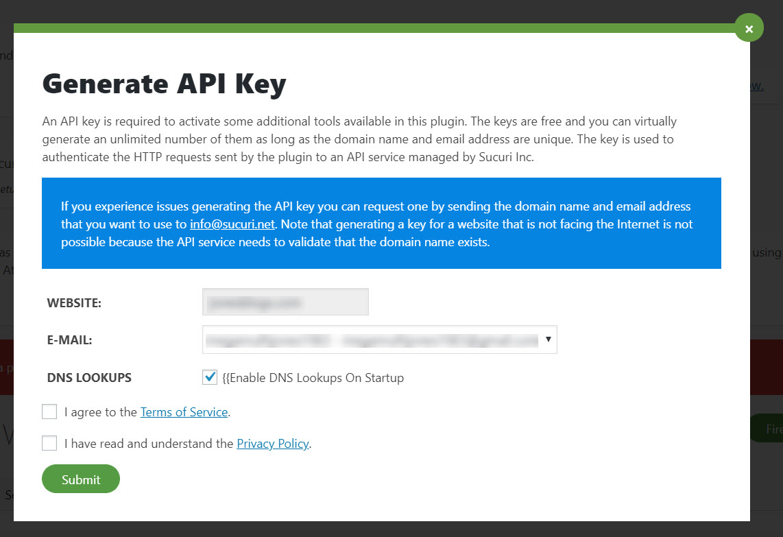 Generate API