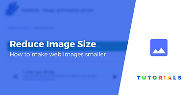 How to Reduce Image Size