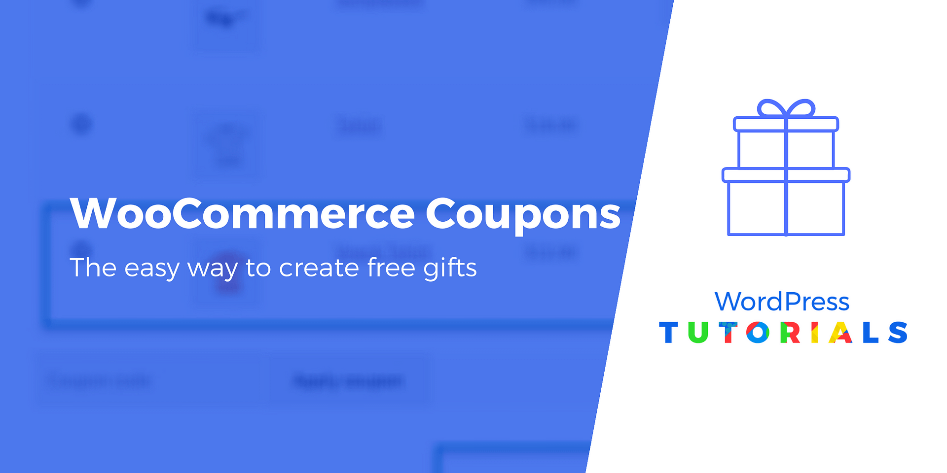 Woocommerce Free Gift Coupon Tutorial Simple Solution