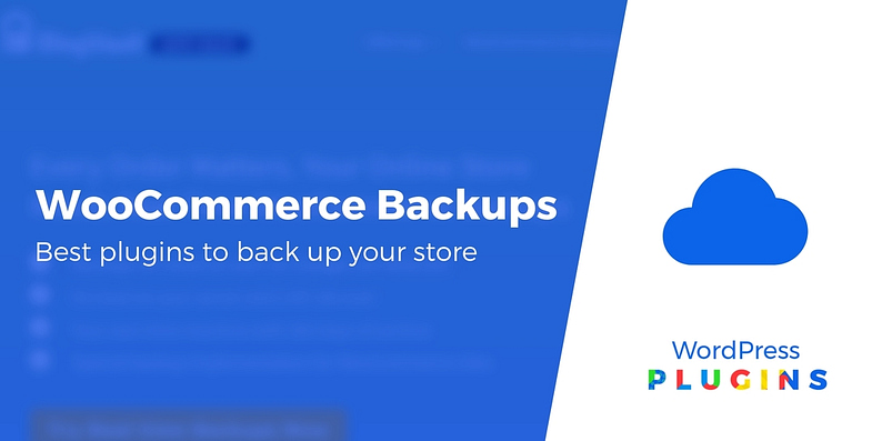 WooCommerce backup