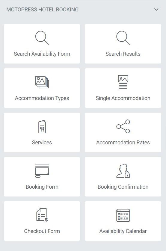 MotoPress Hotel Booking