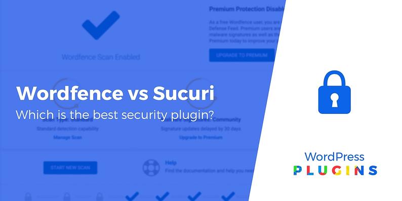 Wordfence vs Sucuri