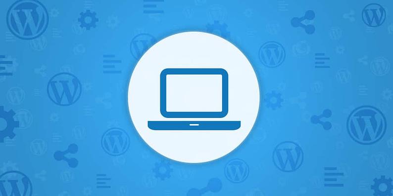 local WordPress development using Docker