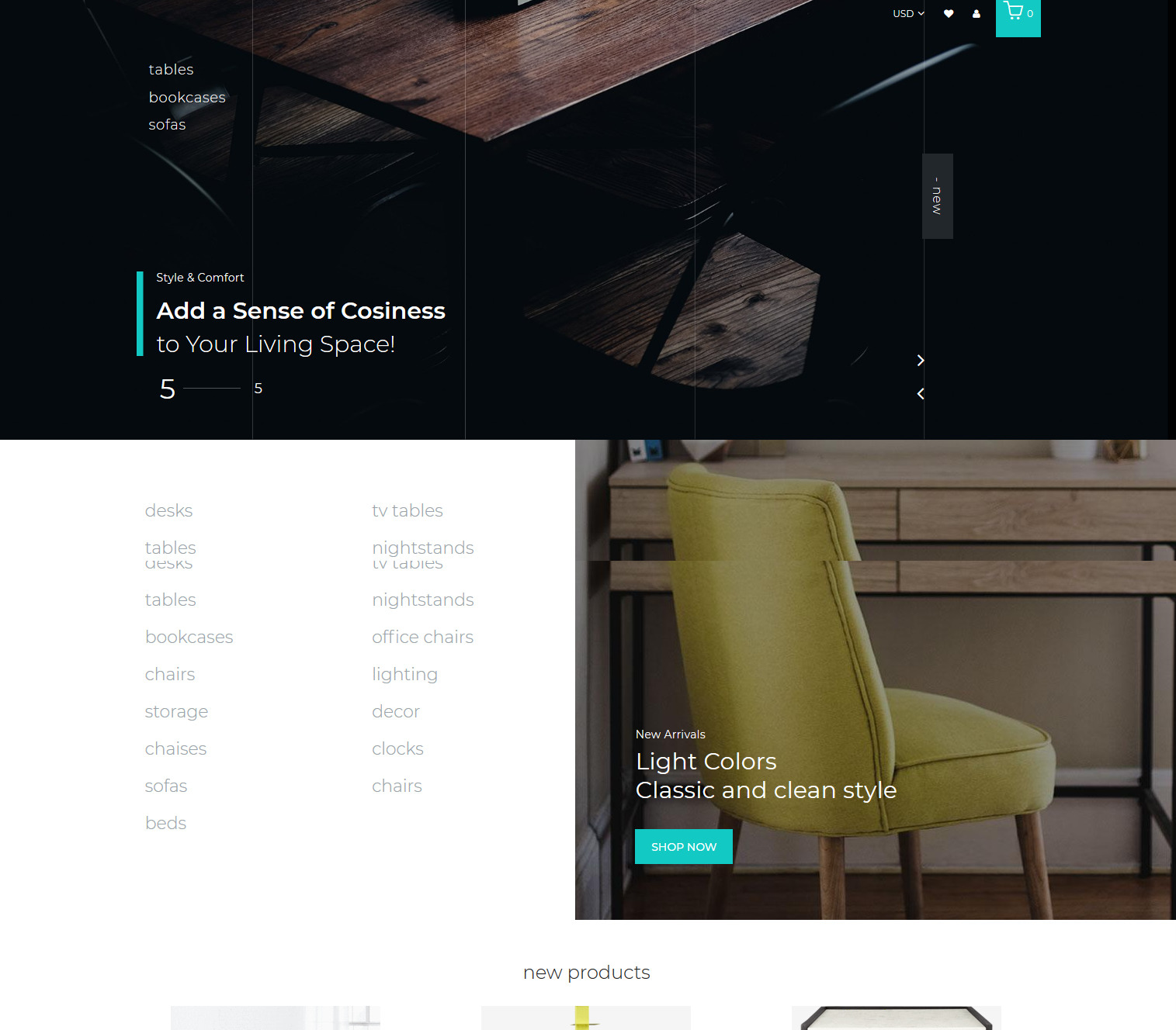 best shopify themes #2: furnitto