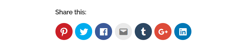 Jetpack Social Buttons