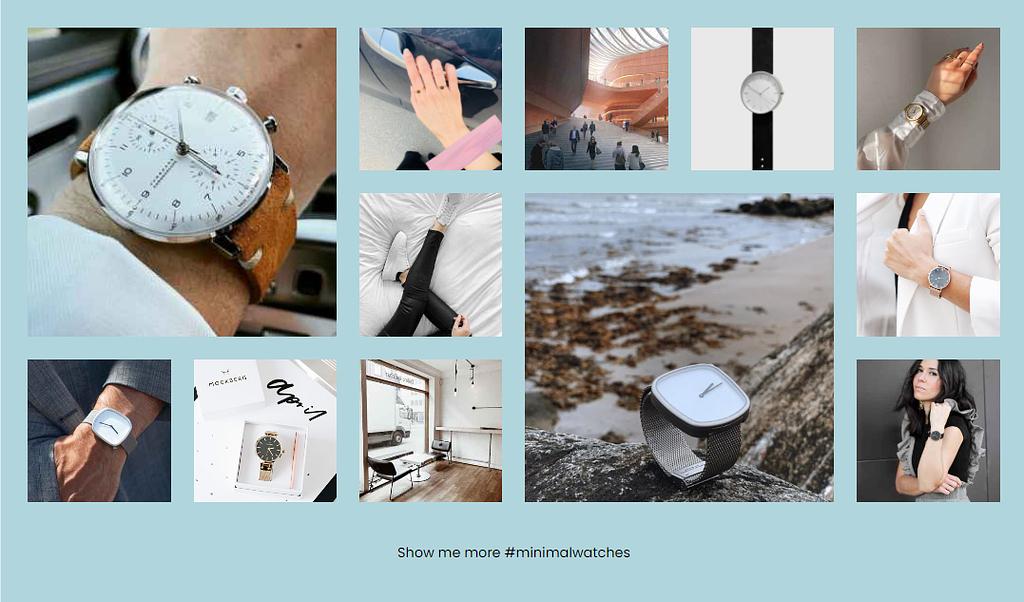 Spotlight es un complemento de WordPress para Instagram con feed (premium).