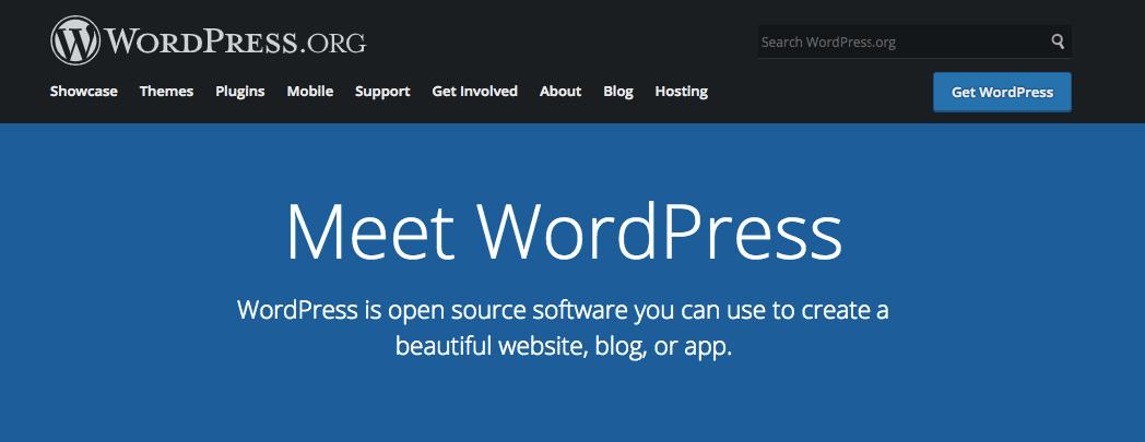 How to make a website? Use WordPress!