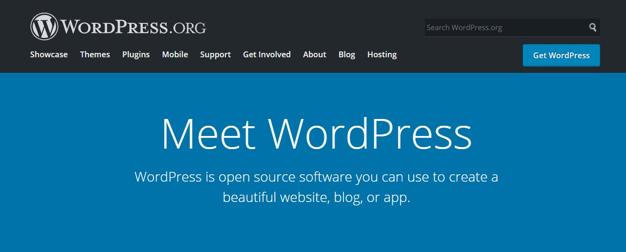 WordPress makes it easy to create an autoblogging site