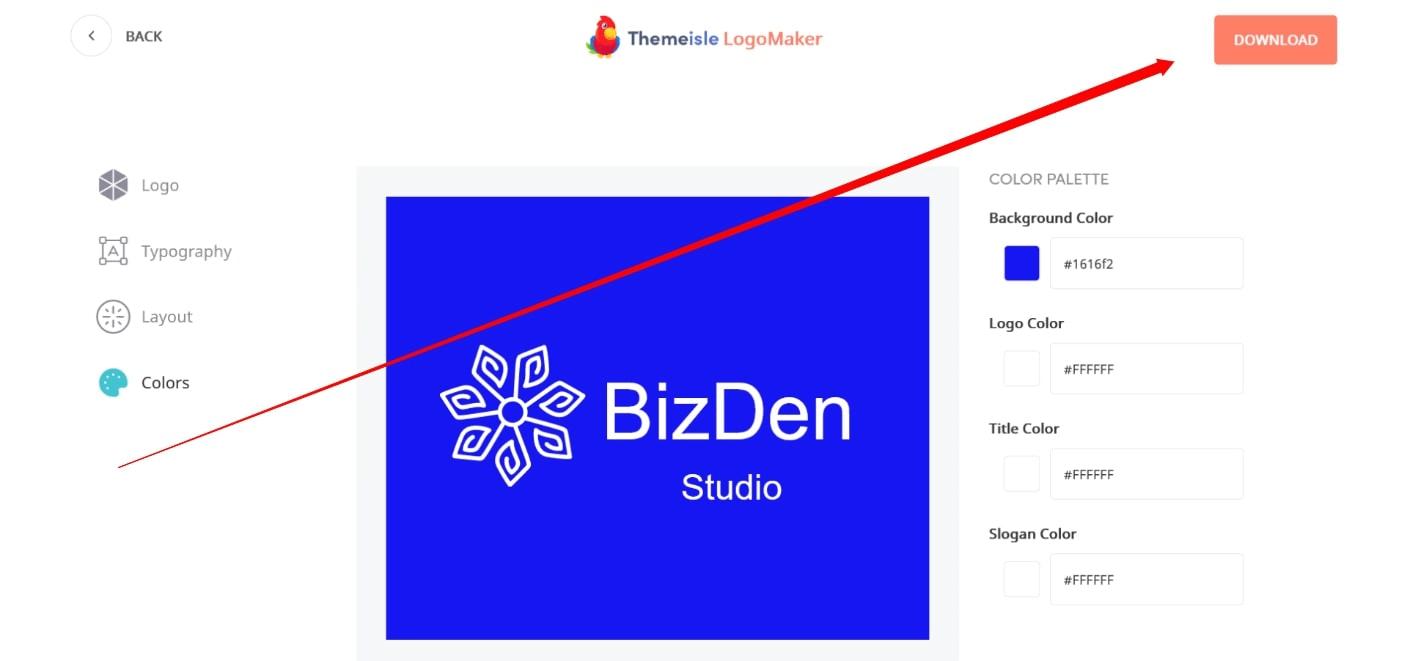 Logotipo da Bizden