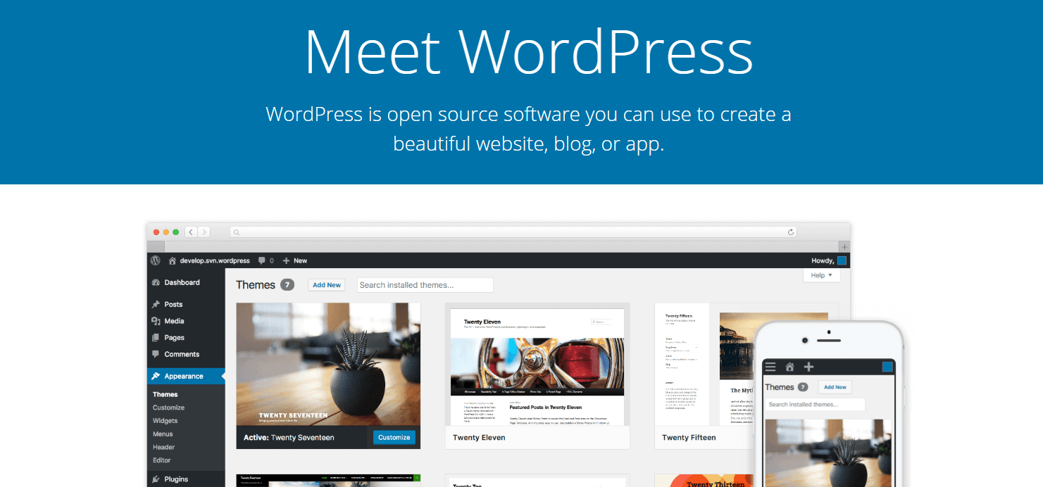 WordPress is a great way how to sell music online