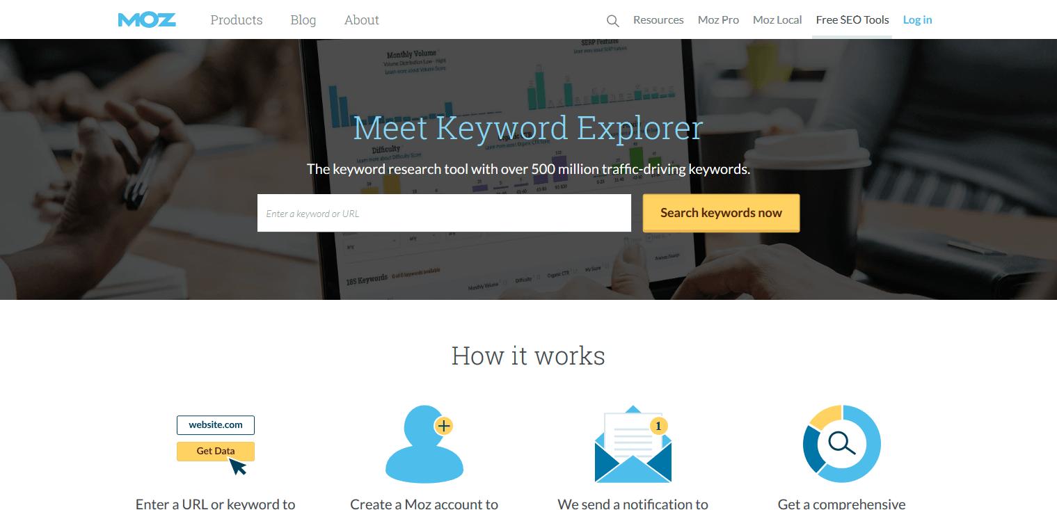 Keyword Explorer