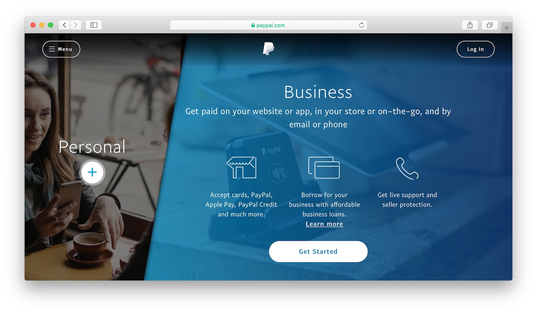 PayPal is the overall best payment gateway for WooCommerce