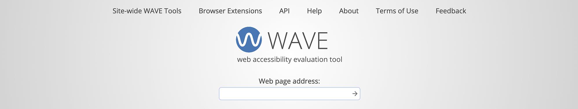 Test your WordPress ADA Compliant using WAVE.