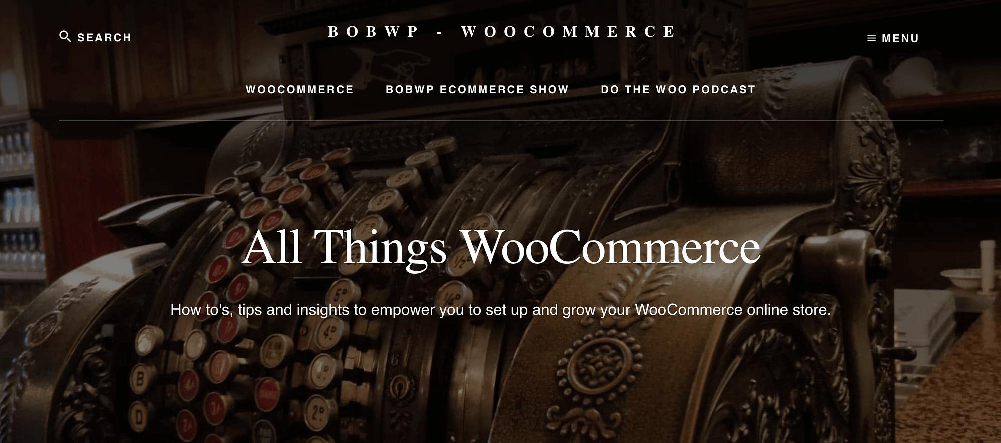 El blog BobWP.