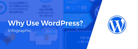 [INFOGRAPHIC] Why Use WordPress? Here Are 18 Good Reasons