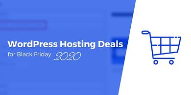 Best Black Friday Web Hosting Deals for 2020
