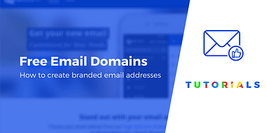How to get free email domains