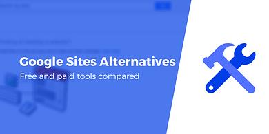 Google Sites Alternatives