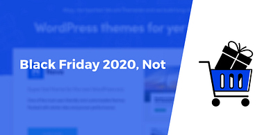 ThemeIsle Black Friday 2020, Not
