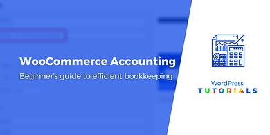 WooCommerce accounting