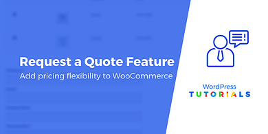 WooCommerce request a quote feature