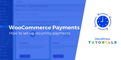 WooCommerce recurring payments