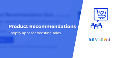 Shopify product recommendation apps