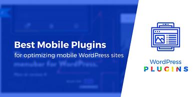 Mobile plugins for WordPress