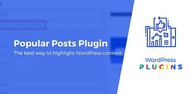 WordPress popualr post plugin