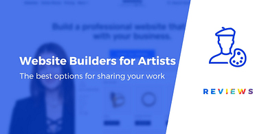Bets website builder for artists