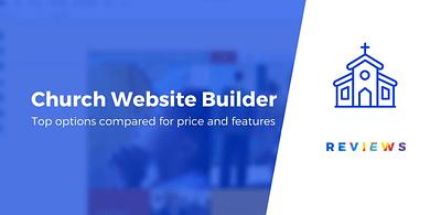 best Church website builder