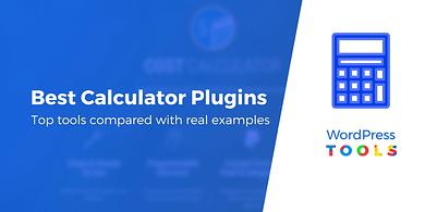WordPress caclculator plugins