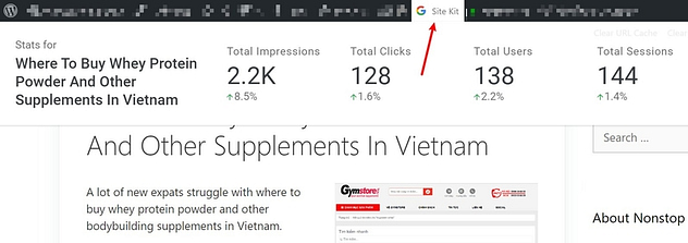 How to Use the Google Site Kit WordPress Plugin (Full Tutorial)