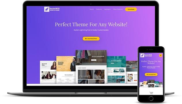 Best free WordPress themes: Astra