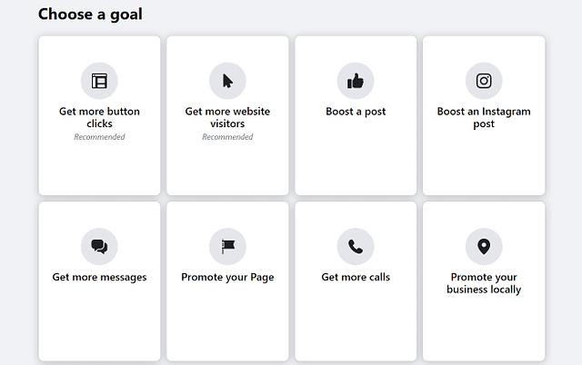 start an online business: validate the idea via Facebook ads