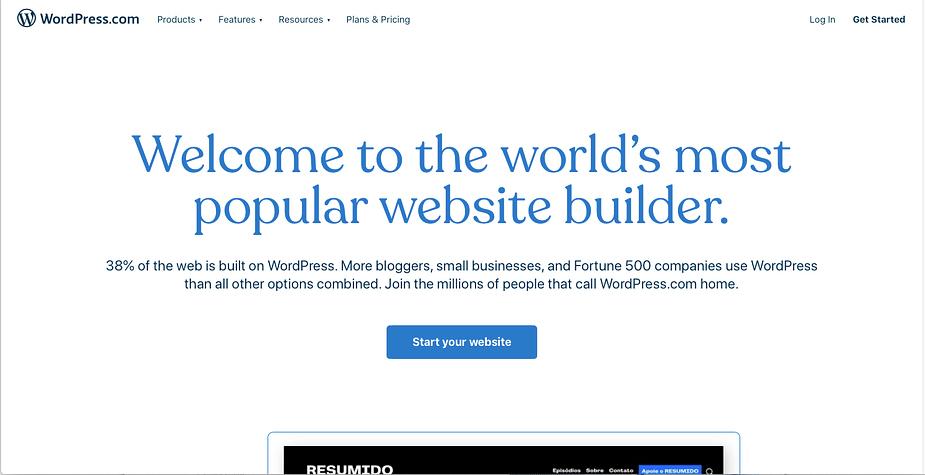 WordPress vs. Bluehost