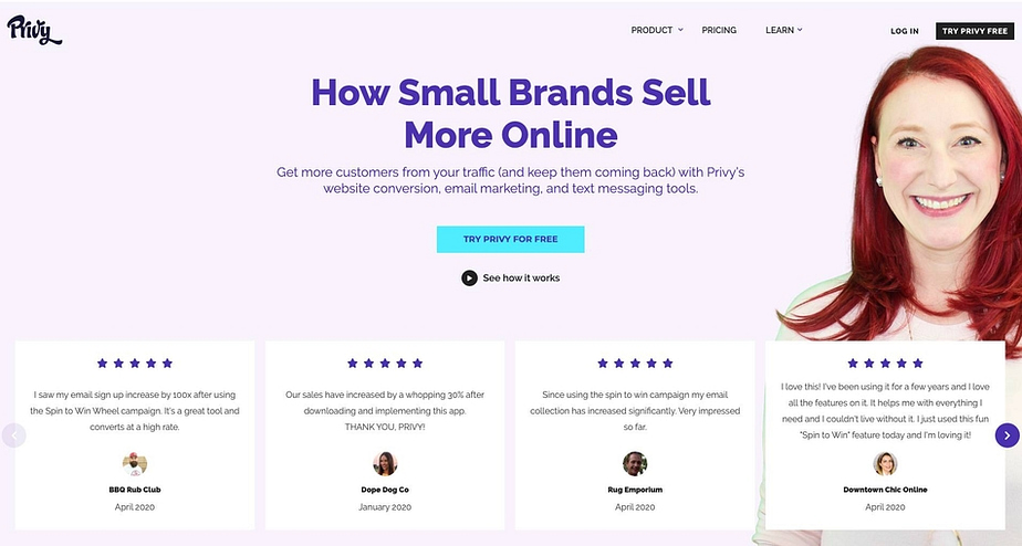 Privy provides WooCommerce email marketing integrations