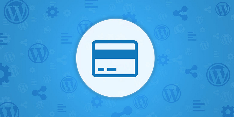 Accept Payments with WordPress