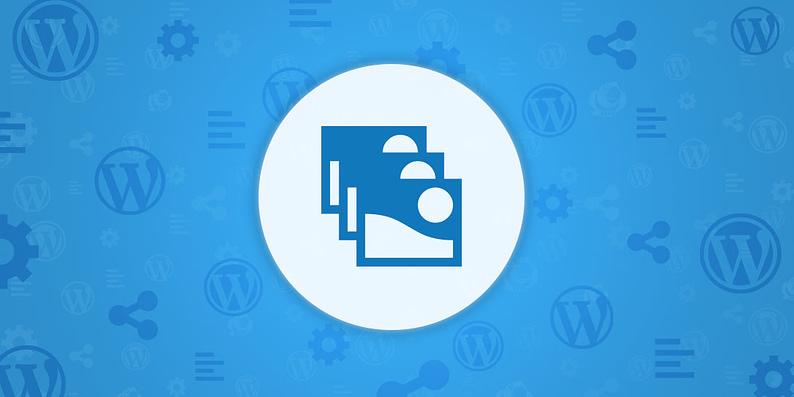 import images into WordPress