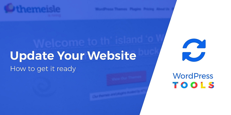 How to Update Your Website