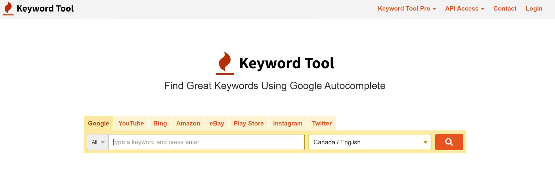 Ebay Keyword Generator Tool